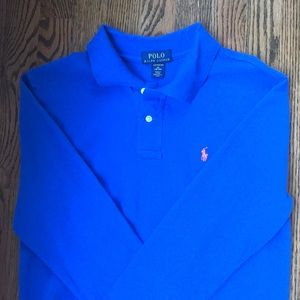 Polo Ralph Lauren boys knit polo.